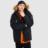 Куртка Ellesse Q3F19 Blizzard parka jacket black