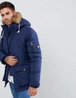 Куртка Ellesse Q3F19 Blizzard parka jacket navy -40%