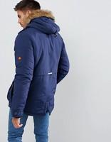 Куртка Ellesse Q3F19 Blizzard parka jacket navy