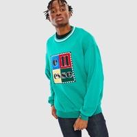 Свитшот Ellesse Q3F19 Celano sweatshirt green -30%