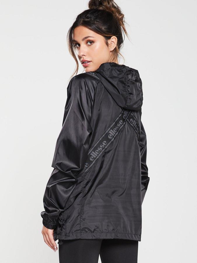 Женская куртка Ellesse Q3F19 Eringero windrunner black -30%