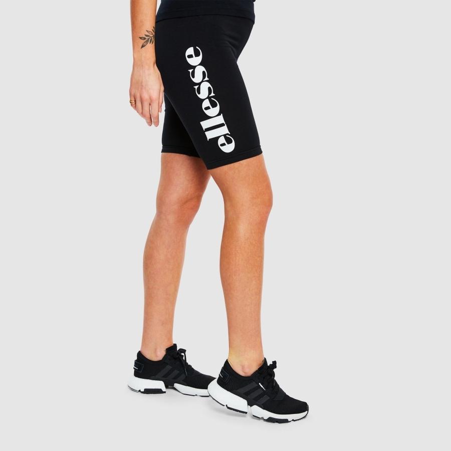 Женские велосипедки Ellesse Q1SP21 Tour cycle short black