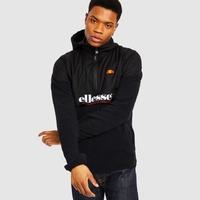 Флис Ellesse Q4H19 Esine OH jacket black -40%