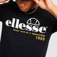 Футболка Ellesse Q4H19 Terni Tee black
