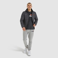 Куртка пуховик Ellesse Q3FA21 Lombardy Padded jacket  grey grindle