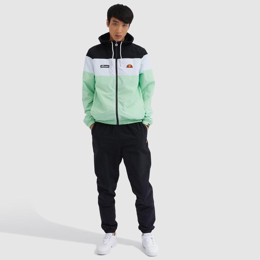 Куртка Ellesse Q2SU20 Mattar track top green