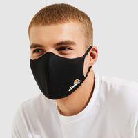 Защитная маска Ellesse Q3FA21 Palsito 3 Pk Face Covering black 3шт