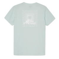Женская футболка Ellesse Q1SP21 Spice tee light blue