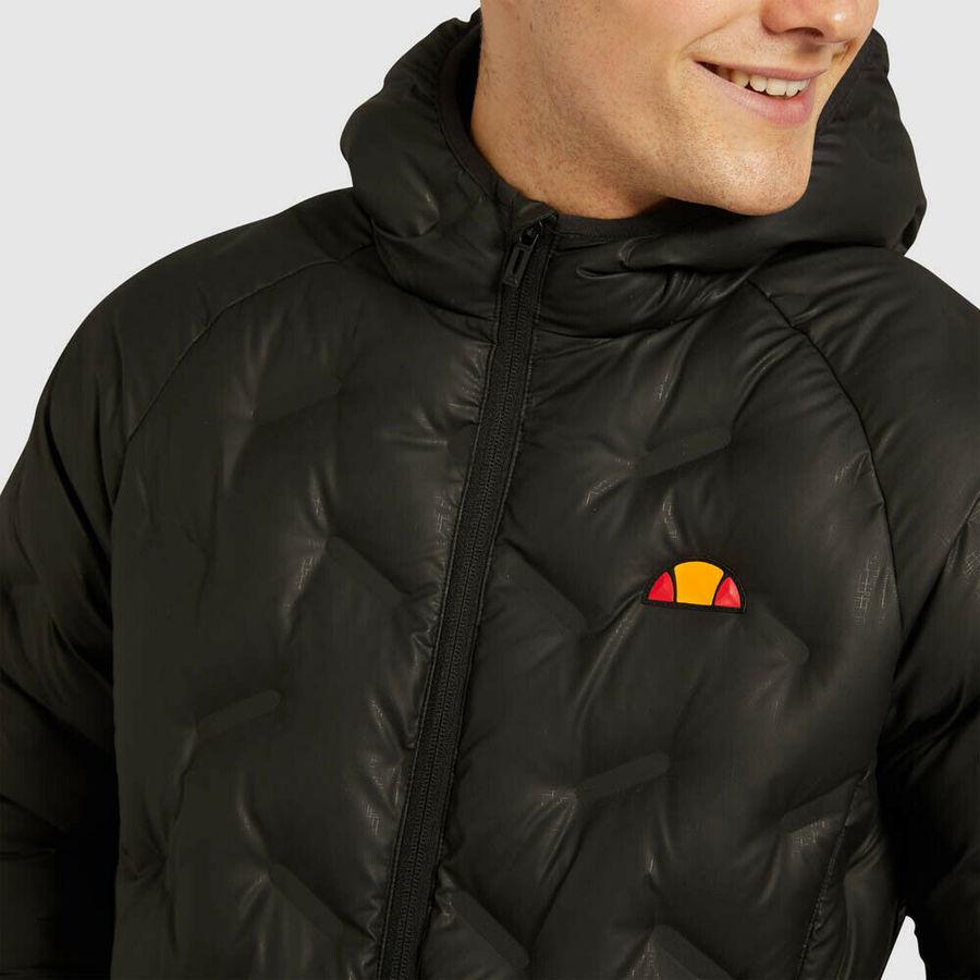 Куртка Ellesse Q4H20 Touch padded jacket black