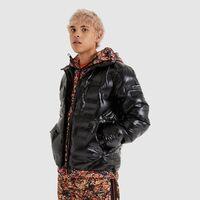 Куртка Ellesse Q3FA21 Vallia jacket black camo