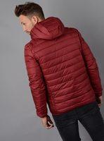 Куртка пуховик Ellesse Q4H20 Lombardy Padded burgundy