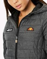 Женская куртка пуховик Ellesse Q3F19 Lompard Padded grey grindle -40%