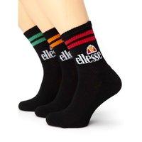 Носки Ellesse Q1SP20 Pullo 3PK black multi