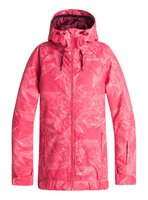 Женская куртка Roxy Valley Hoodie teaberry -30%