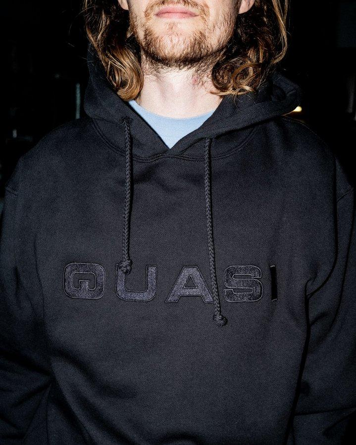Худи Quasi HQ20 Euro black