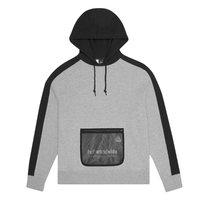 Худи HUF Expo pullover hoodie grey -30%