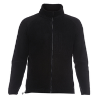 Флисовая кофта SHWK Fleece black