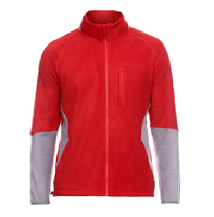 Флисовая кофта SHWK Fleece red/grey