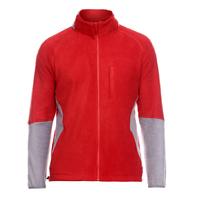 Флисовая кофта SHWK Fleece red/grey