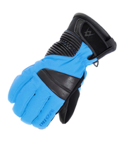 Мужские перчатки Volkl Black Jack glove bright azure
