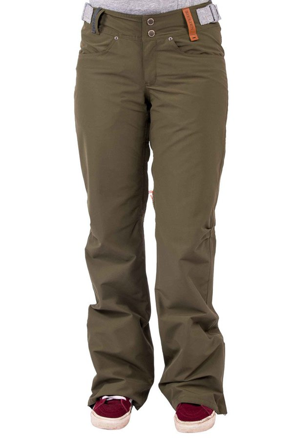 Женские брюки Holden W's Standard pant olive -40%