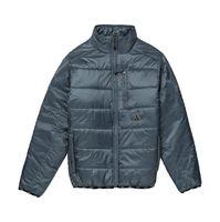 Куртка HUF FA19 Geode puffy jacket blue mirage