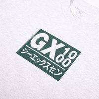 Футболка GX1000 Japan ash