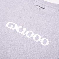 Футболка GX1000 OG Logo heather grey -30%