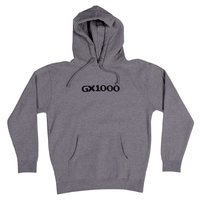 Худи GX1000 OG logo gunmetal