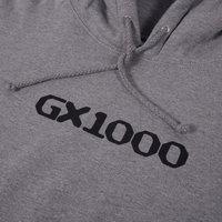 Худи GX1000 OG logo gunmetal -30%