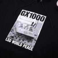 Худи GX1000 Trim life black