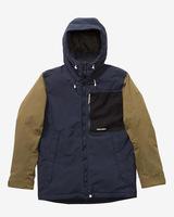 Сноубордическая куртка Holden M's Outpost jacket navy olive black -40%