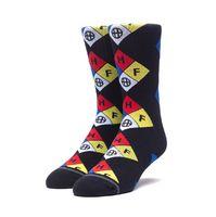 Носки HUF FA19 Hazard sock black