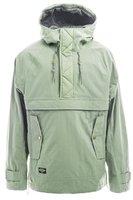 Сноубордическая куртка-анорак Holden M's Scout side zip jacket sage -40%