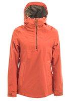 Женская куртка-анорак Holden W's Cascade side zip jacket crimson