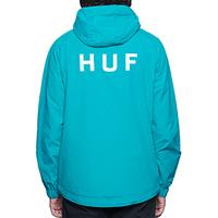Куртка HUF FA18 Standard shell jacket tropical green
