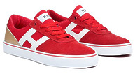 Кеды HUF Choice red baseball -50%