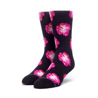 Носки HUF SU19 Flower shop sock black