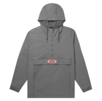 Анорак HUF SP20 Harlem anorak harbor grey