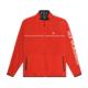 Двухсторонняя куртка HUF HO19 Milton reversible polar fleece black -30%