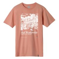 Футболка HUF SP19 Tomorrow tee canyon sunset