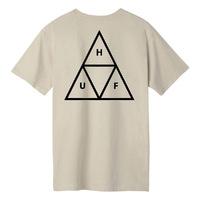 Футболка HUF SP21 Ess Triple triangle natural