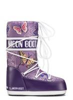 Зимние сапоги, детские мунбуты Tecnica Moon Boot JR Butterfly viola junior