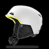 Шлем Marker Clark white yellow -30%