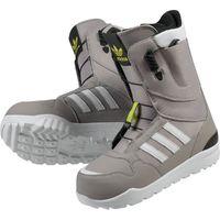 Сноубордические ботинки Adidas ZX 500 grey white -30%