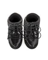 Низкие мунбуты Tecnica Moon Boot Classic low satin black