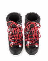 Зимние сапоги, детские мунбуты Tecnica Moon Boot JR Boy space man
