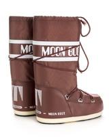 Зимние детские сапоги, мунбуты Tecnica Moon Boot Nylon junior rust -30%
