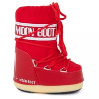 Зимние сапоги, детские мунбуты Tecnica Moon Boot Nylon red junior