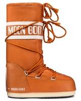 Зимние сапоги, детские мунбуты Tecnica Moon Boot Nylon orange junior